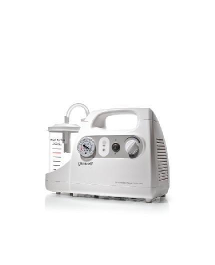 Portable phlegm suction unit
