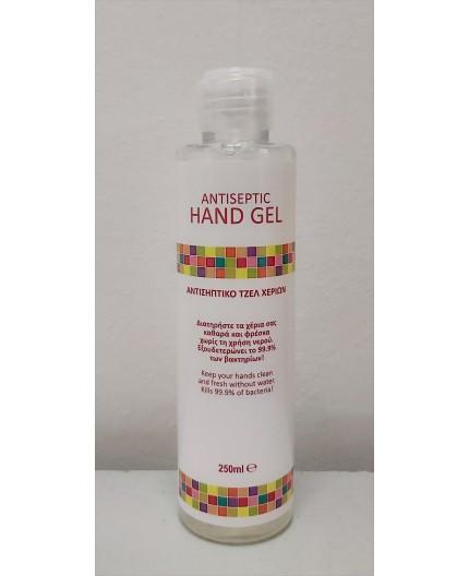 Antiseptic hand gel