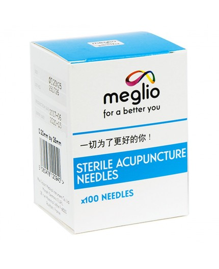 Sterile Acupuncture Needles